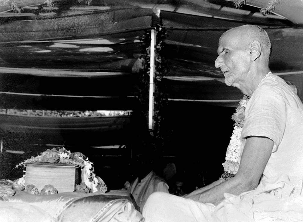 Swamiji-Ved bhagwan