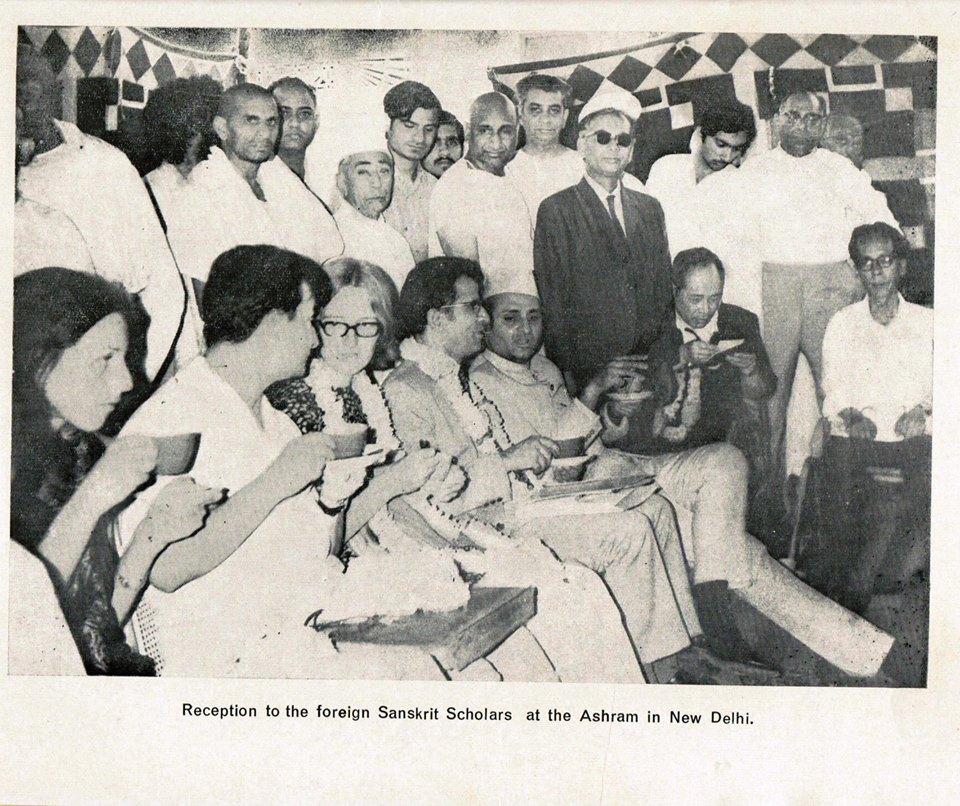 Sanskrit scholars