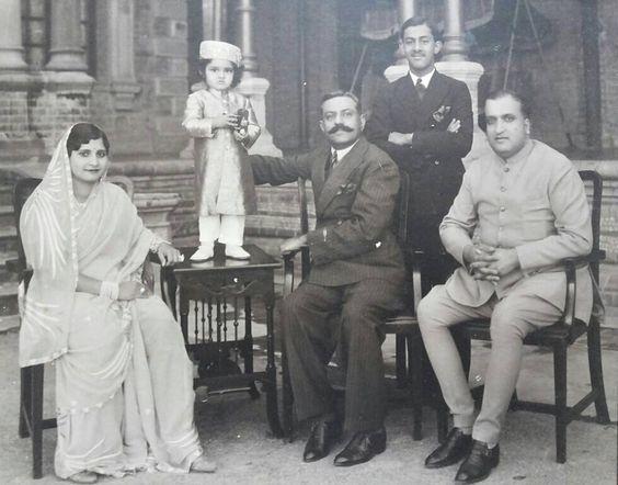 karansingh family