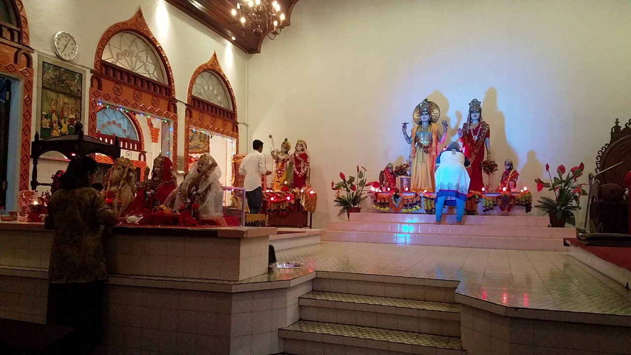 Surianm vishnu temple